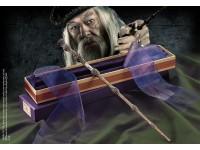 Harry Potter Bacchetta Magica Sambuco Albus Silente Ollivander Noble Collection