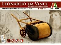 Italeri IT3106 TAMBURO AUTOMATICO LEONARDO DA VINCI Modellino