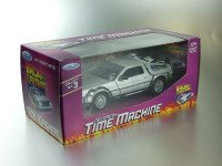 Welly WE22443 DE LOREAN RITORNO AL FUTURO 1 1:24 Modellino