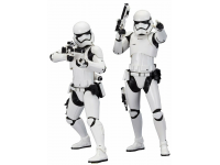 Star Wars Statua Artfx Stormtrooper First Order 2 Figura 18 Cm Kotobukiya