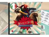 Volumique World Yo Ho War of the Orchids Boardgame Gioco da tavolo