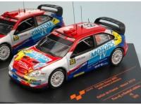 Vitesse VE43243 CITROEN XSARA WRC N.68 42th RALLY D.FRANCE 2010 Y.MULLER-G.MONDESIR 1:43 Modellino