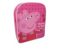 Zaino Peppa Pig rosa HORRAY FOR PEPPA