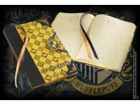 Harry Potter Agenda Diario Con Stemma Tassorosso - Noble Collection
