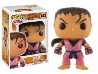 Funko Street Fighter POP Games Vinile Figura Dan 9 cm