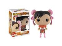 Funko Street Fighter POP Games Vinile Figura Chun-Li Vestito Rosso 9 cm