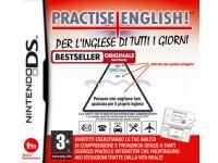 PRACTISE ENGLISH! PER L'INGLESE DI TUTTI EDUCATIVO - NINTENDO DS