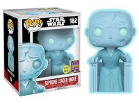 Funko Star Wars POP Movies Supremo Leader Snoke Luminoso 9 cm SDCC Esclusiva