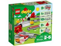 LEGO DUPLO 10882 - BINARI FERROVIARI