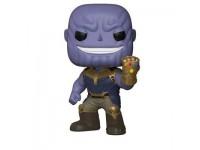 Avengers Infinity War Funko POP Marvel Vinile Figura Thanos 25cm Esclusiva Jumbo