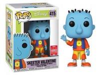 Funko Doug POP Disney Vinile Figura Skeeter Valentine 9 cm SDCC Esclusiva