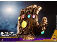 Hot Toys Guanto Thanos Replica 1/4 Avengers Infinity War Collezione
