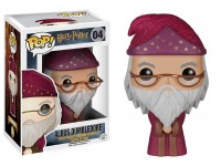 Harry Potter Funko Pop Movies Vinile Figura Albus Silente 9 Cm