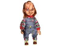 Mezco Toys Action Figura Chucky Bambola Assassina Parlante 38 Cm