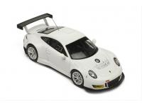 IXO MODEL GTM120 PORSCHE 911 GT3 R BIANCA 1:43 Modellino
