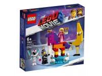 LEGO MOVIE 2 70824 - ECCO A VOI LA REGINA WELLO KE WUOGLIO