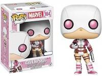 Funko Marvel POP Vinile Figura Gwenpool Mascherata con Pistola 9 cm