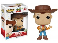 Funko Toy Story POP Disney Vinile Figura Woody 9 cm