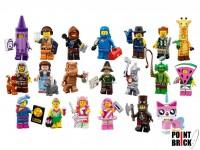 LEGO MOVIE 71023 - MINIFIGURES SERIE 2 COMPLETA DA 20 PERSONAGGI EDIZIONE LIMITATA