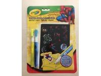 Crayola 51301 Spider penne e adesivi Spider man