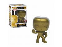 Funko Game of Death POP Vinile Figura Bruce Lee Oro 9 cm Edizione Speciale