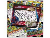 Panini - The Amazing Spiderman Mega Pad con 5000 Adesivi