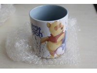 Winnie The Pooh - Tazza Bianca E Azzurra Con Winnie The Pooh E Ih-oh