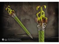 Animali Fantastici Penna Con Figura Bowtruckle In Cima Noble Collection