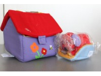 BABY GUND 5791 - Casetta con cucciolo di cane all'interno