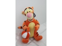 Disney Winnie The Pooh - Tigro Peluche con palla da Beachvolley 30cm