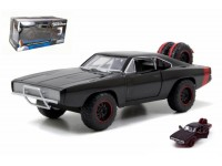 Jada 97038 Fast&Furious Dodge Charger Offroad 1970 1:24 Modellino