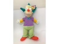 The Simpson - Peluche Krusty il Clown 40cm