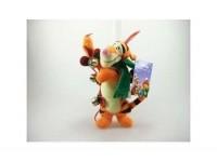 Peluche Tigro con campanelli Natale 18 cm Disney Winnie The Pooh