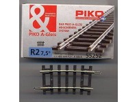 Piko 55290 Giunzioni In Metallolo Per Binario H0 24 Pz Accessori Modellismo