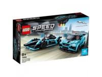 LEGO SPEED 76898 FORMULA E JAGUAR RACING GEN2 E JAGUAR I-PACE