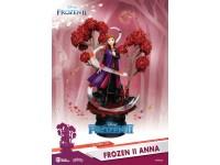 Frozen II Disney Statua Anna Diorama D-Stage Figura 16 cm Beast Kingdom