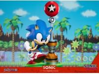 First4figures Sonic The Hedgehog 11inch Pvc Figura Statua