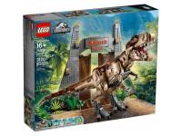 LEGO JURASSIC WORLD 75936 - JURASSIC PARK LA FURIA DEL T-REX