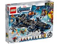 LEGO MARVEL 76153 - HELICARRIER DEGLI AVENGERS