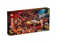 LEGO NINJAGO 71721 - DRAGO DELLO STREGONE TESCHIO