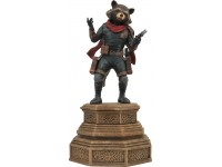 Avengers Endgame Marvel Gallery Rocket Raccoon statua Pvc 18cm Diamond Select