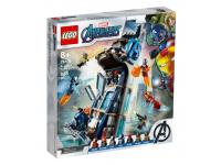 LEGO MARVEL SUPER HEROES 76166 - AVENGERS TOWER BATTLE