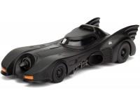 JADA TOYS Batman Batmobile 1989 Die Cast 1:32 Funzionamento a Ruota Libera