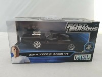 JADA TOYS 253202000 Fast & Furious Dodge Charger R/T di Dom Die Cast 1:32
