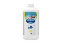 Correttore Ph Meno Confezione da 1 Kg Swim Doctor Bestway 59023