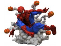 Marvel Gallery Pumpkin Bomb Spider-Man Statua 17 cm Diamond Select