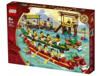 LEGO 80103 - GARA IN BARCA DEL DRAGO EDIZIONE SPECIALE