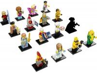 LEGO MINIFIGURES 71018 - MINIFIGURES SERIE 17 SCEGLI IL PERSONAGGIO