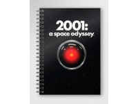 Sd Toys 2001 A Space Odyssey Poster Agenda Taccuino