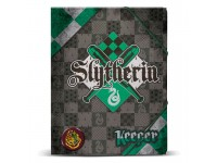 Harry Potter Raccoglitore A4 Quidditch Serpeverde Karactermania